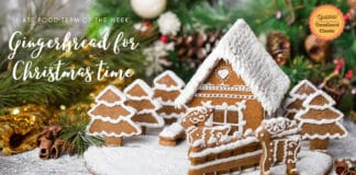 Gingerbread for Christmas time