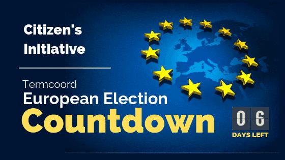 Termcoord European Election Countdown: Citizens' Initiative