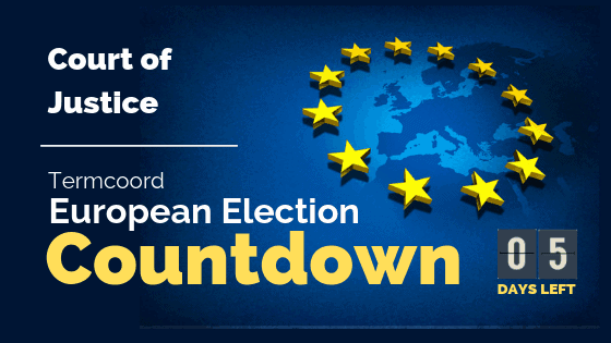 Termcoord European Election Countdown: Court of Justice