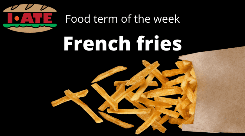 french fries feature