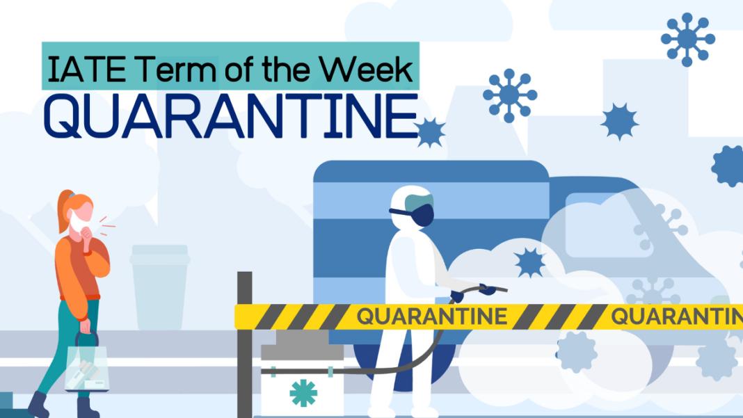 IATE Quarantine
