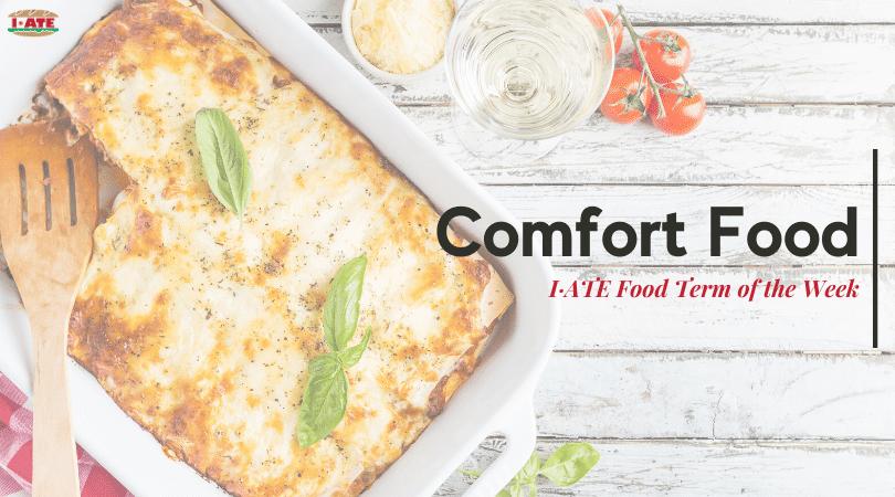 Comfort food feature