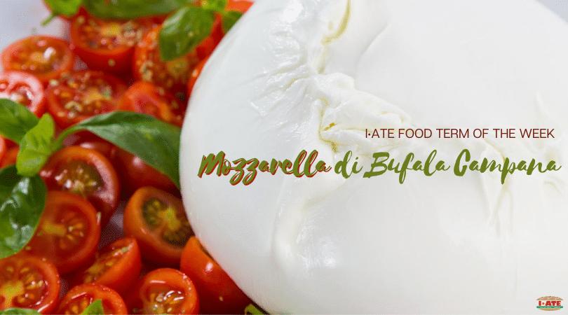 I-ATE Mozzarella di Bufala feature