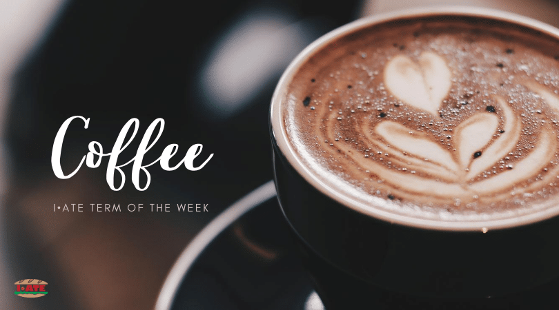 I-ATE coffee feature