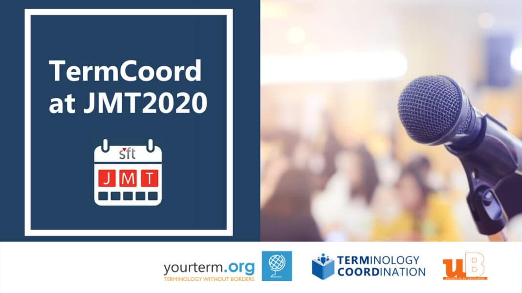 TermCoord at Journée mondiale de la traduction 2020