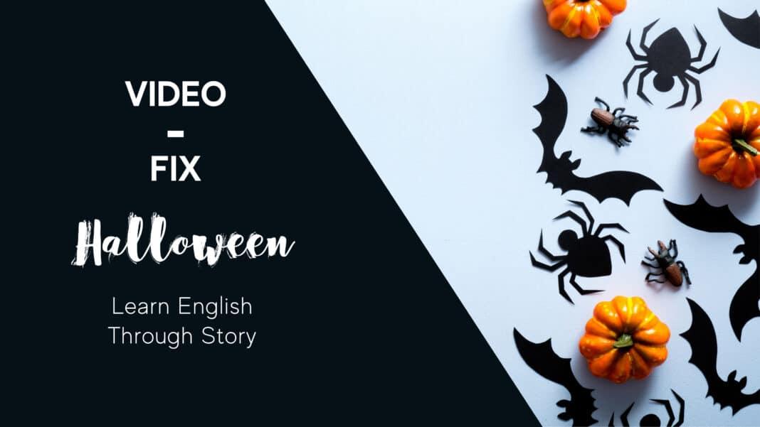 Video-Fix Halloween
