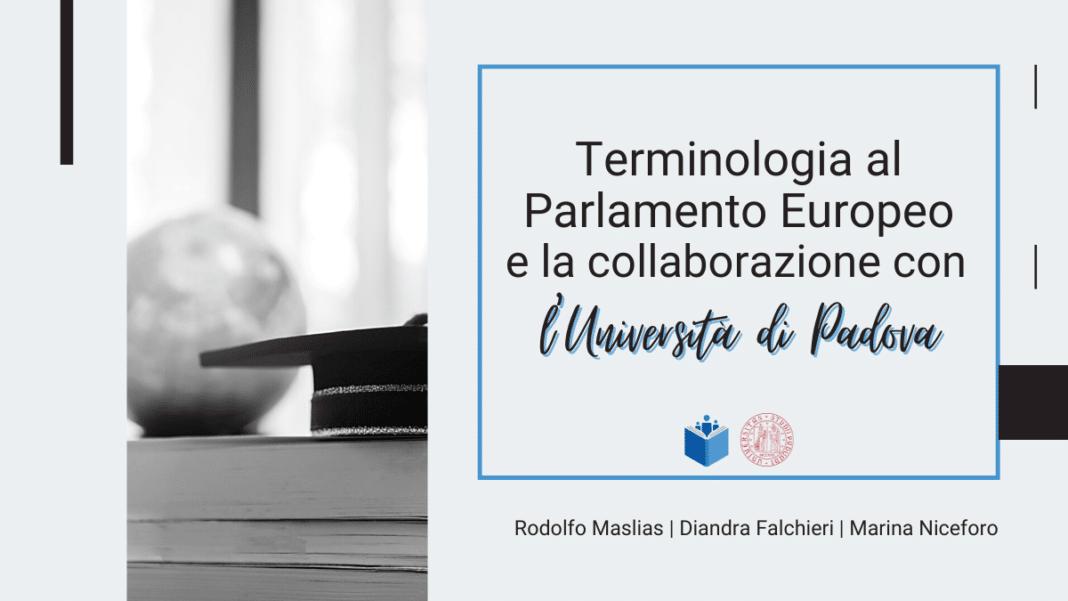 Uni Padova Presentation