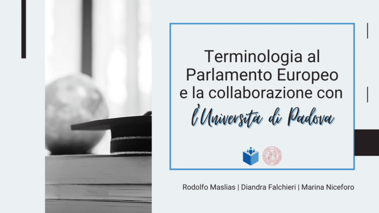 Online Conference for the University of Padova