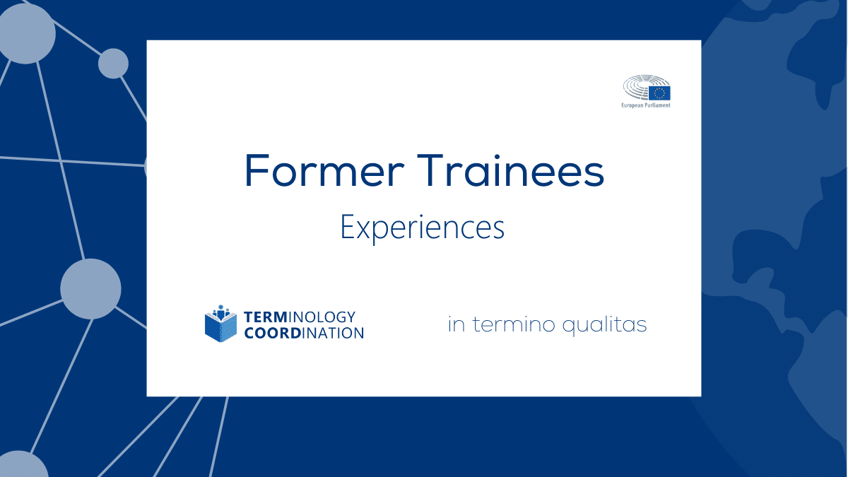Experiences Former Trainees