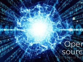 the origin of open-source