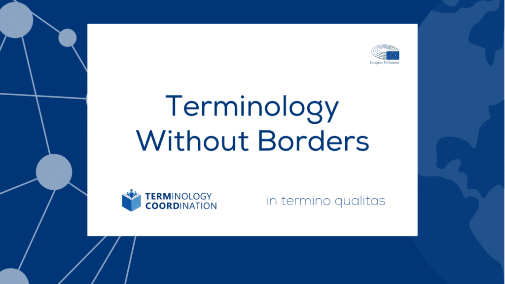 Terminology Without Borders
