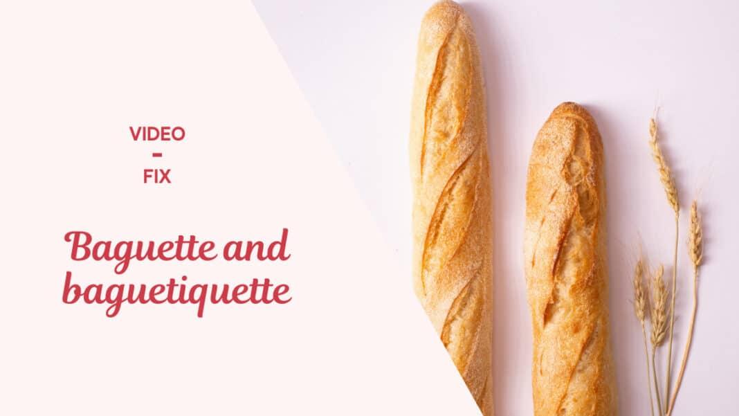 Baguette-and-baguetiquette