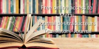 Meta-free-online-translation-journal