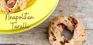 Neapolitan Taralli_ I-ATE food term