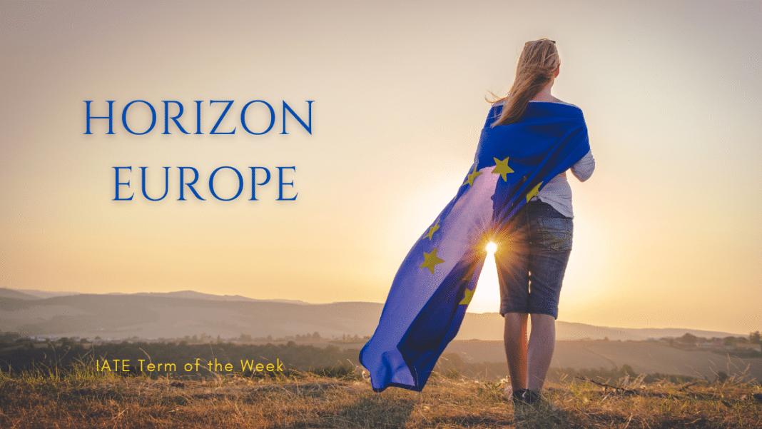 IATE-Term_Horizon-Europe