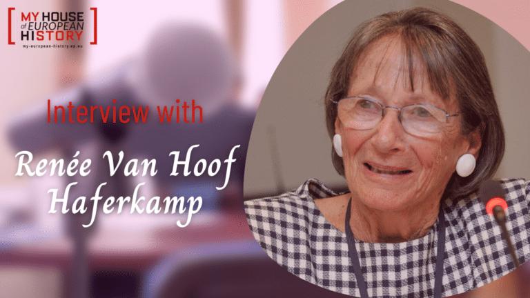 MyHEH: interview with Renée Van Hoof-Haferkamp